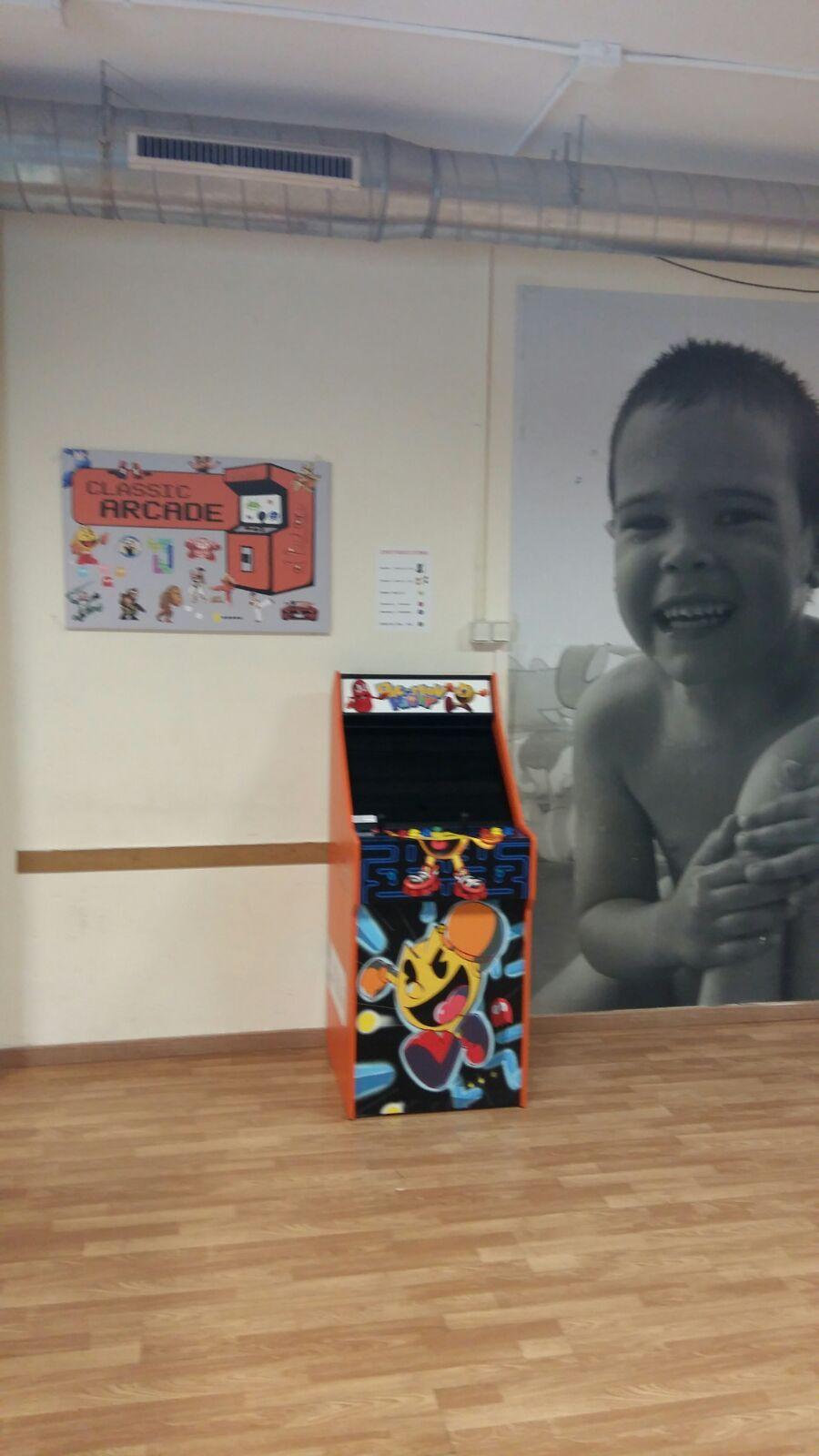 Maquina videojocs Arcade - Al teu aire