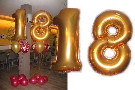 decoració globus