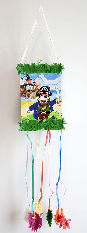 pinyata pirates per festa