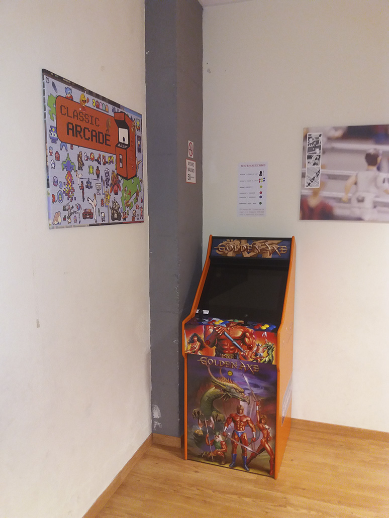 Maquina Arcade Al teu aire