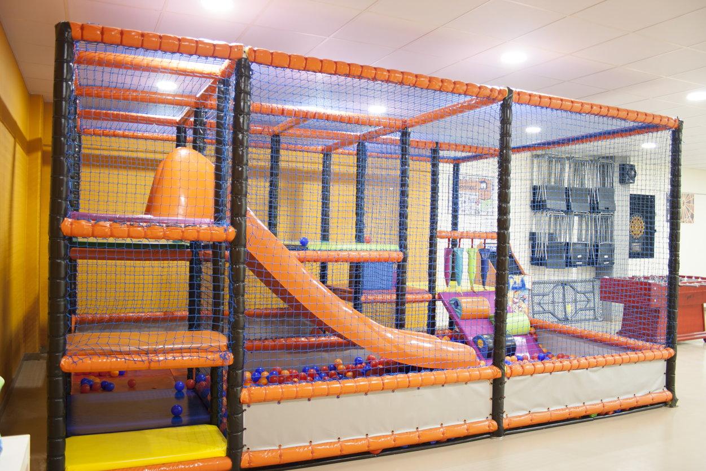 Chikipark para niños Sala Nova