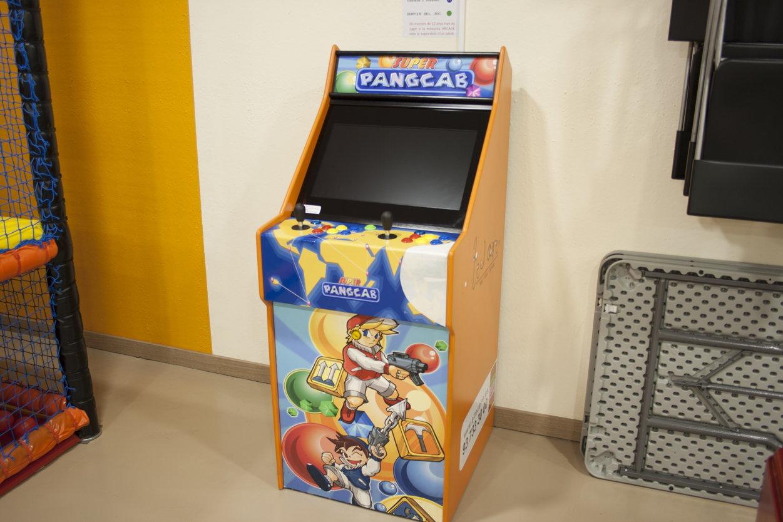 Máquina Arcade Videojuegos Sala Nova