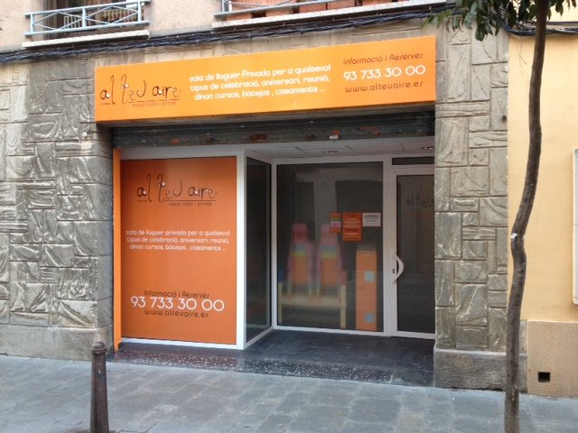 Alteuaire - Sala Sant Ponç