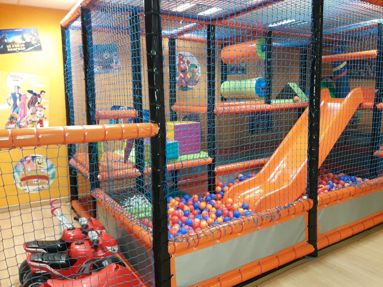 sala para fiestas infantiles horta guinardo