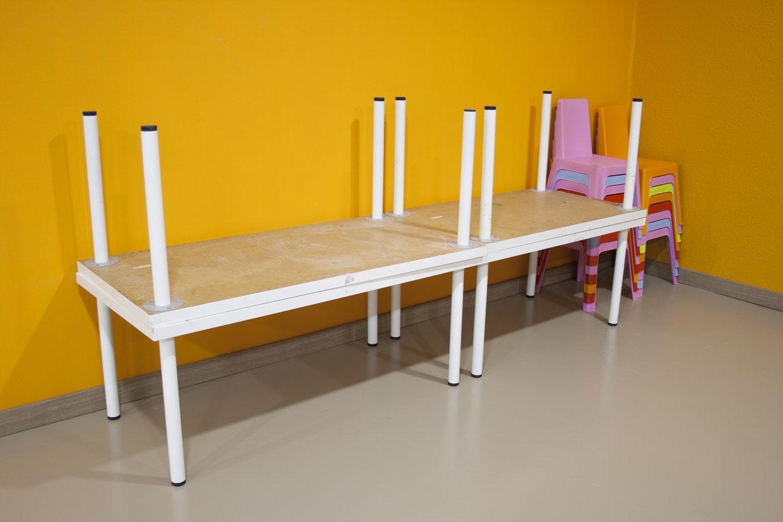 Mesas infantiles Sala Nova