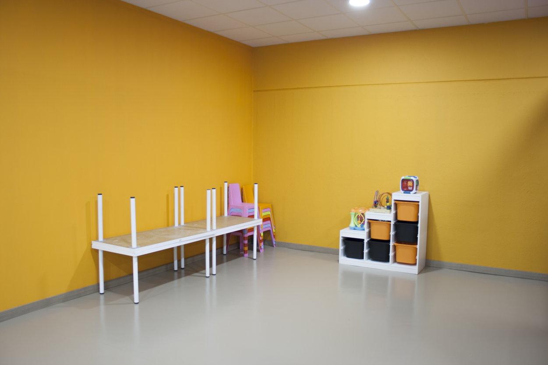 Zona infantil Sala Nova Alteuaire