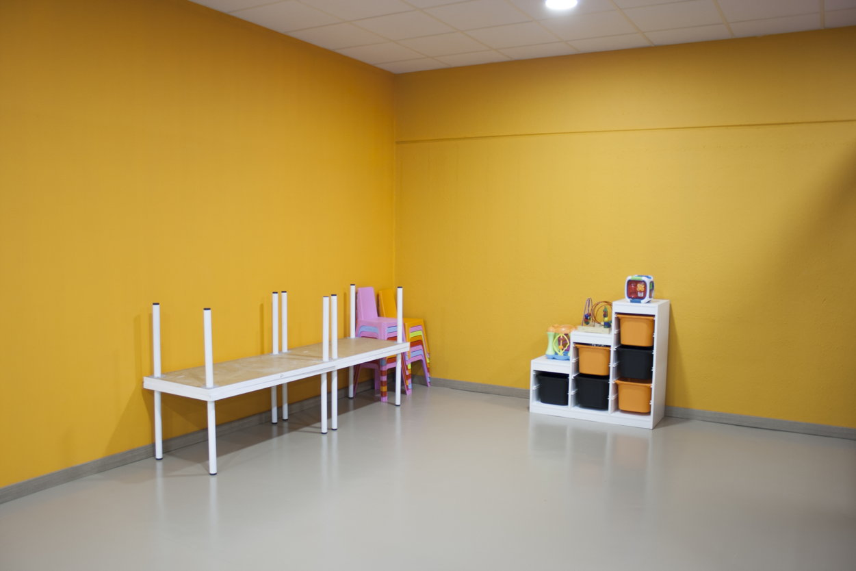Zona Infantil Sala Nova
