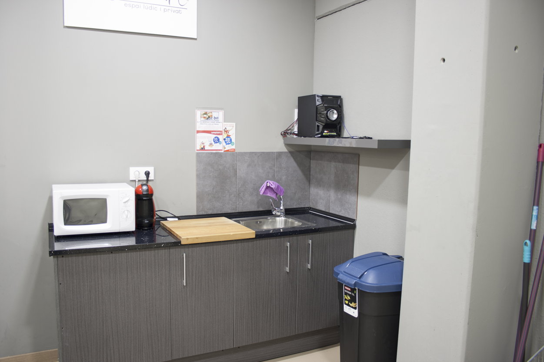 Zona office Sala Nova Terrassa Alteuaire