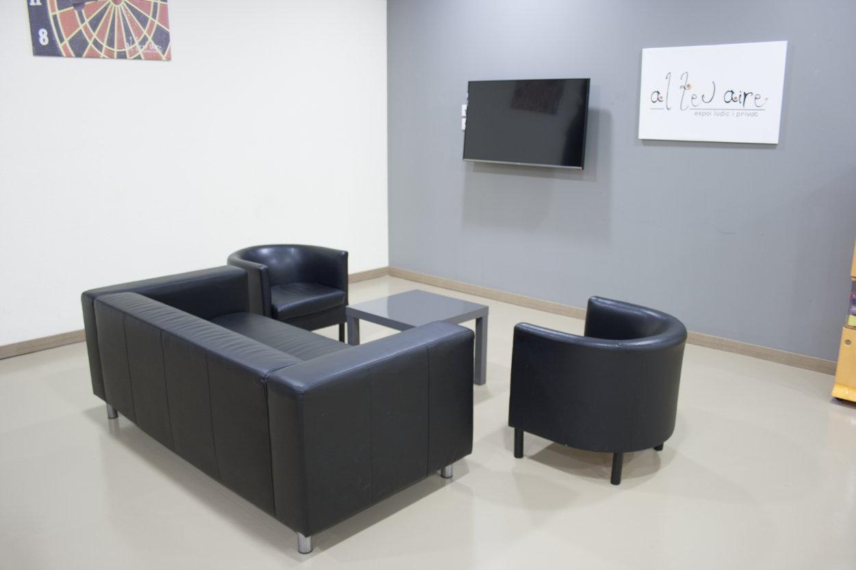 Zona tv Sala Nova Terrassa