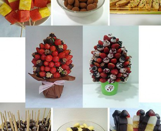 Packs de frutas