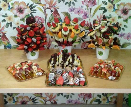Pack de Fruta fresca
