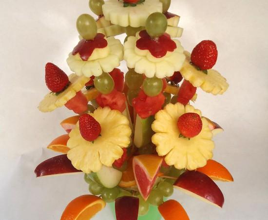 Petunia de fruta