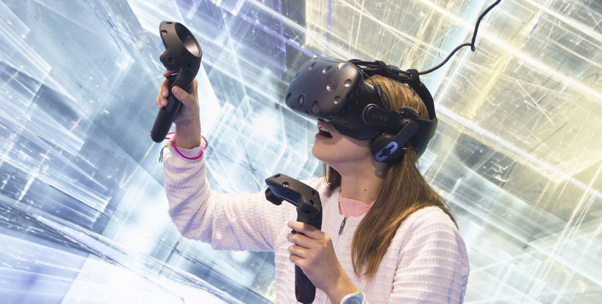 lloguer d'ulleres de realitat virtual per a esdeveniments i festes a Barcelona