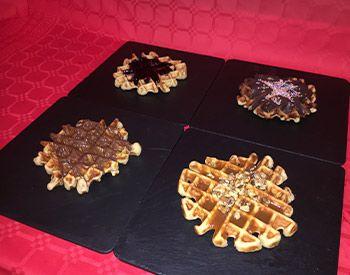 catering gofres para eventos