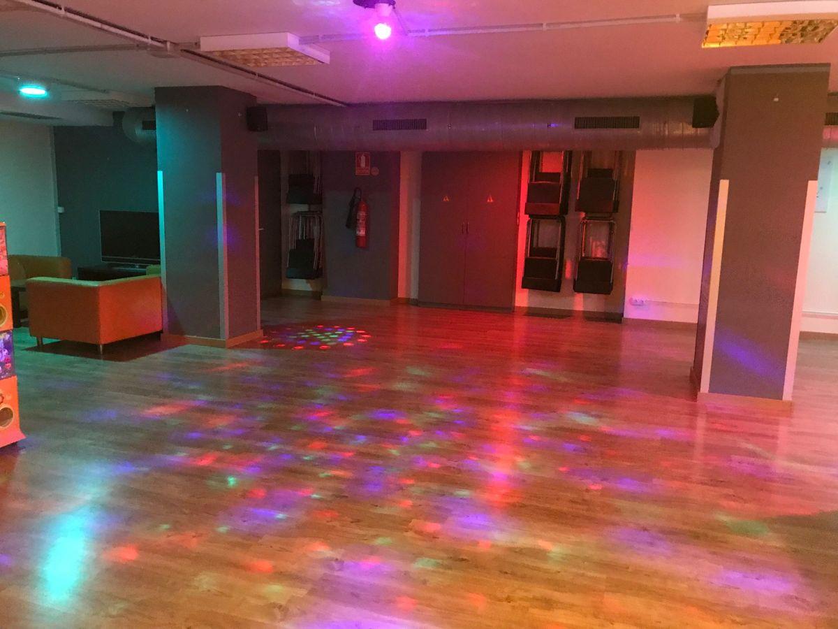 Sala para fiestas en Barcelona
